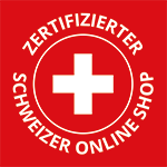Zertifizierter Schweizer Online Shop